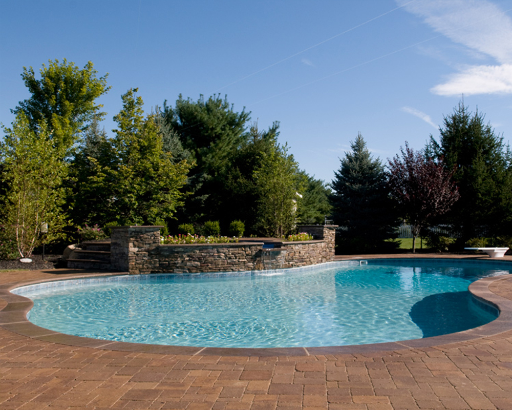 New gunite pool packages for Pool packages
