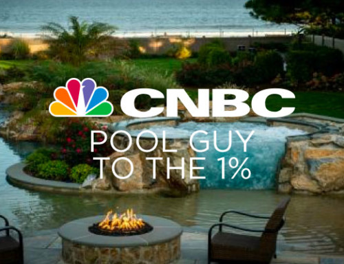Meet the Pool Guy to One Percent