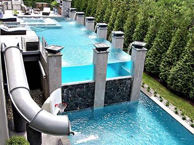 Caribbean Blue Pools U0026 Spas